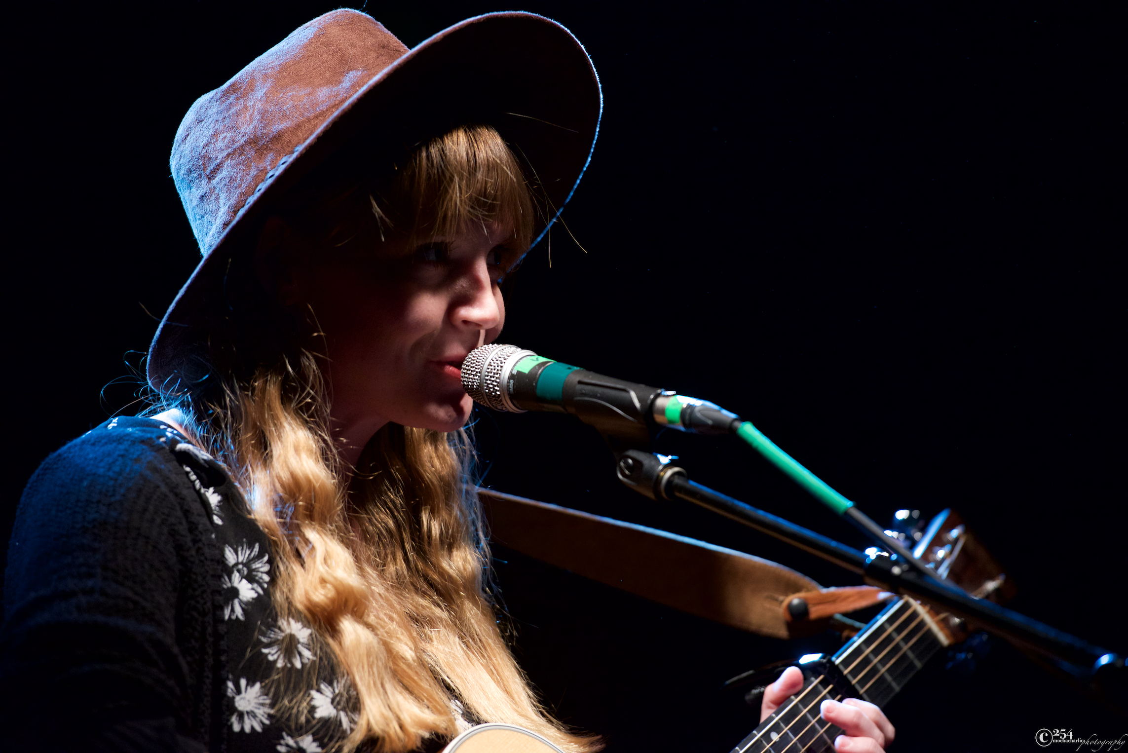 Courtney Marie Andrews at Chinook Fest West Reveal at The Crocodile (Photo by Mocha Charlie)