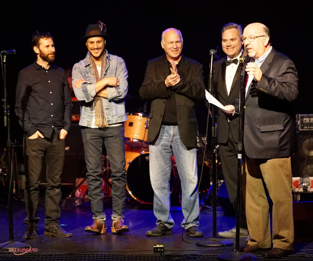 London Tone Partners at The Triple Door (Photo by Bill Bungard)