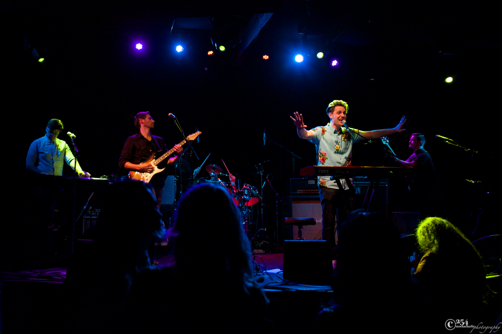 THE BGP at Chinook Fest West Reveal at The Crocodile (Photo by Mocha Charlie)