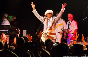 Chic at The Showbox (Photo: Xander Deccio)