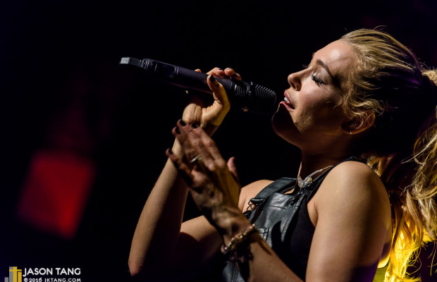 Rachel Platten at The Showbox (Photo by Jason Tang)