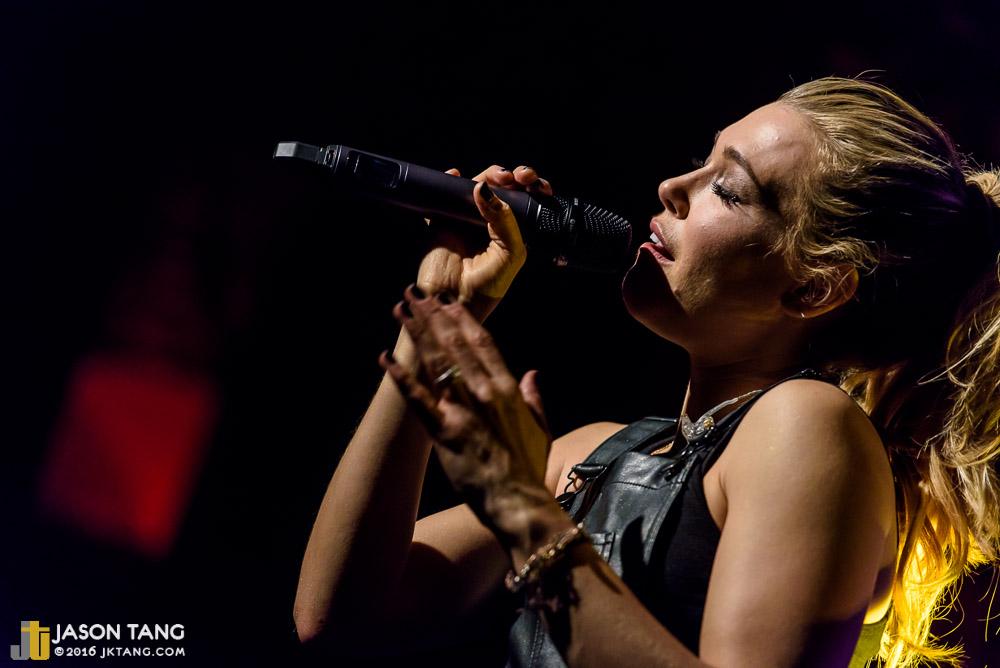 Rachel Platten at The Showbox (Photo by Jason Tang)