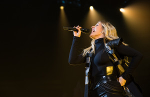 Ellie Goulding at KeyArena (Photo by Christine Mitchell)