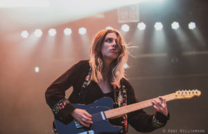 Wolf Alice at the Sasquatch Festival 2016 (Photo: Abby Williamson)