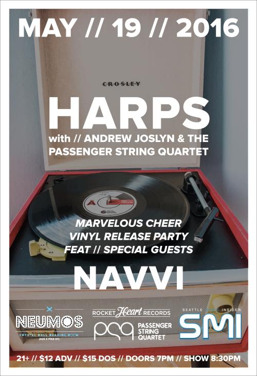 harps poster
