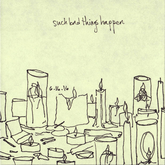 Levi Fuller   Such Bad Things Happen EP