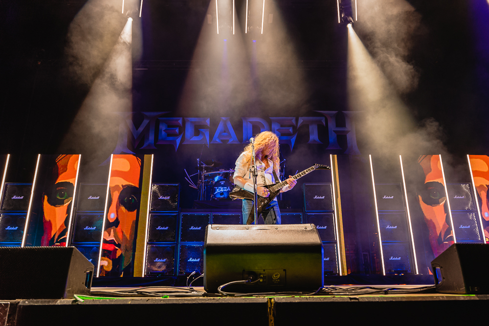 Megadeth, Metal Tour of the Year