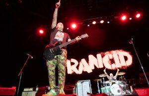 Rancid and Dropkick Murphys performing at WaMu Theater (Photo by Alex Crick)