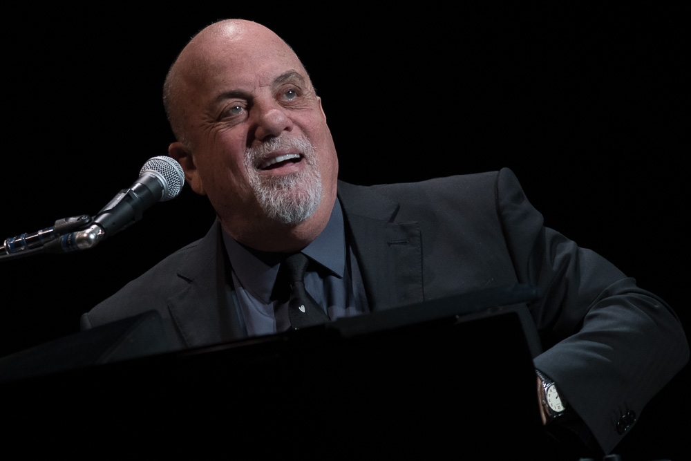 Billy Joel's One Off At MODA
